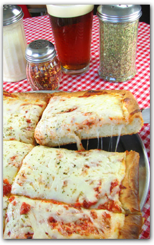 Two Brothers Sicilian Square Pizza